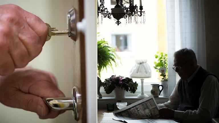 Äldre hemtjänst