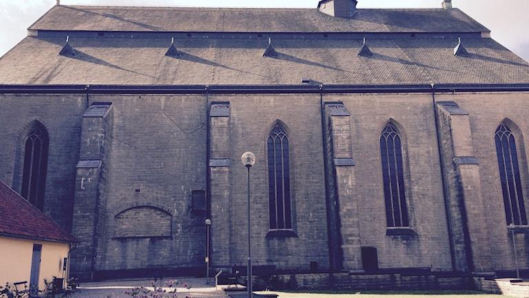 Klosterkyrkan Vadstena