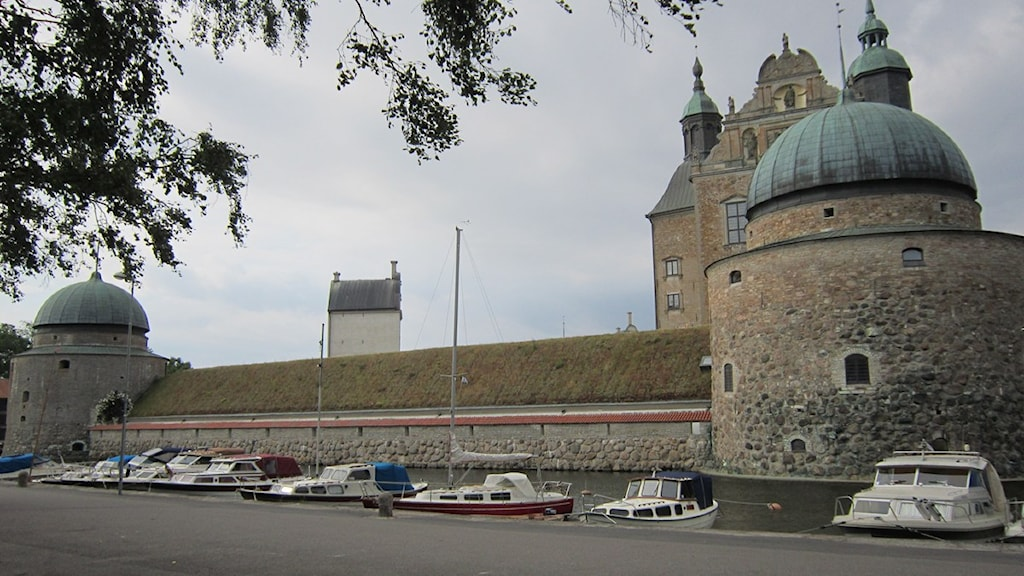 Vadstena slott. Foto: Raina Medelius/Sveriges Radio