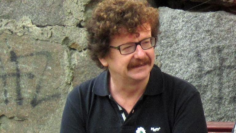 Lars Stjernkvist. Foto: Marie-Louise Kristensson/Sveriges Radio