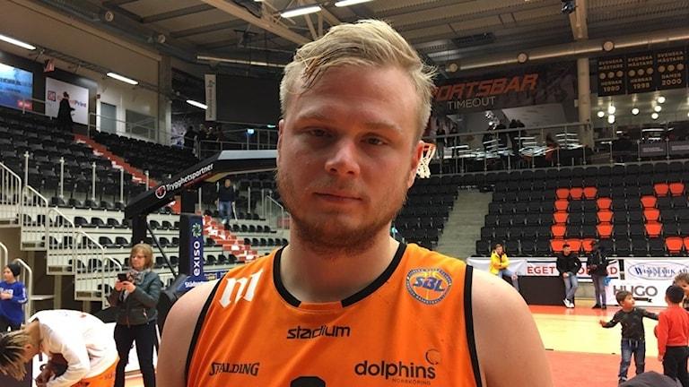Anton Saks, Norrköping Dolphins