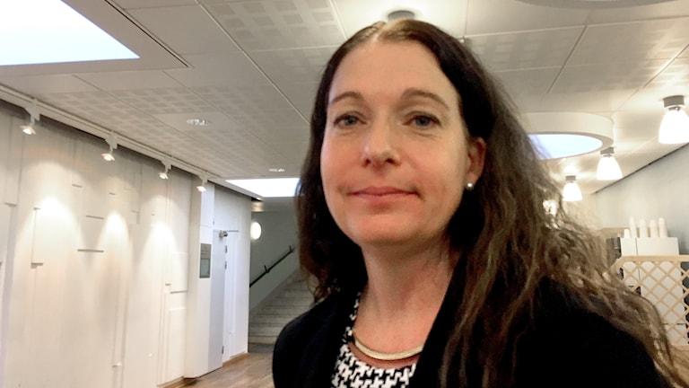 Åklagaren Anna Lander.