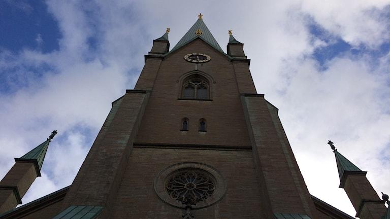 Domkyrkan Linköping,  kyrktornet