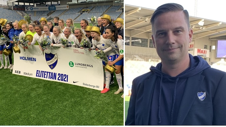 Jens Magnusson, klubbdirektör IFK