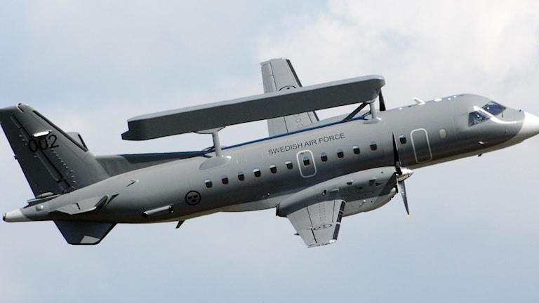 Saab 340AEW med en Erieye-radar