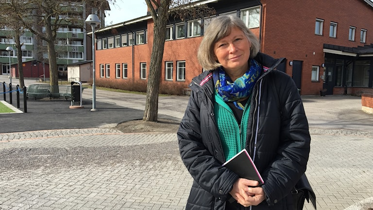 Lena Nyberg, generaldirektör Myndigheten för ungdoms och civilsamhällesfrågor.