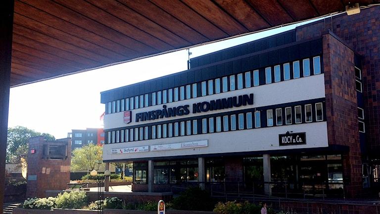Kommunhuset i Finspång
