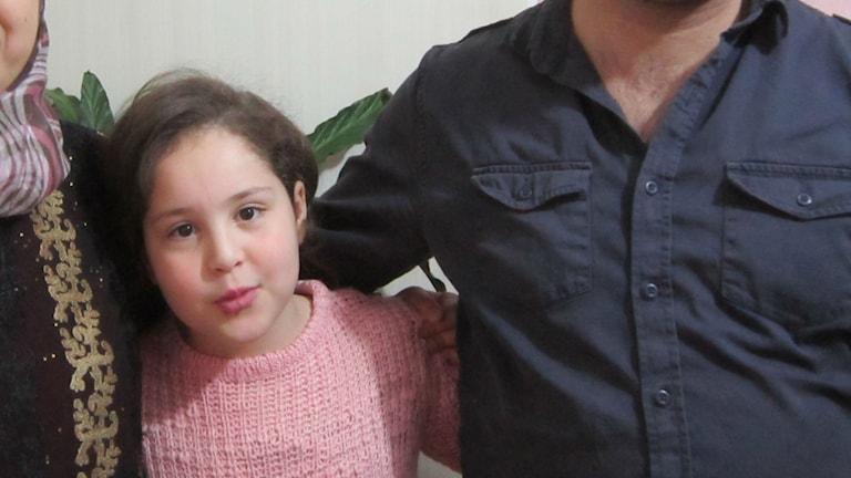 Marwa bor med sin familj i Ödeshög.