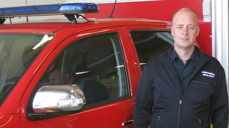Mikael Skoog. Foto: Tahir Yousef/Sveriges Radio