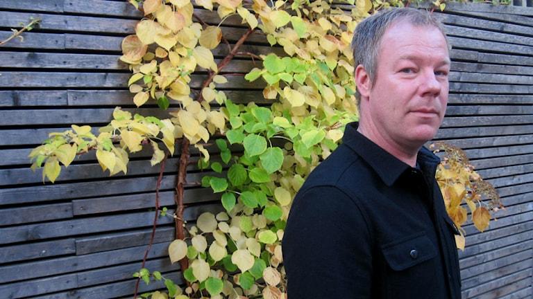 Roger Källs(S) socialnämndens ordförande i Norrköping foto:Maria Turdén/Sveriges Radio