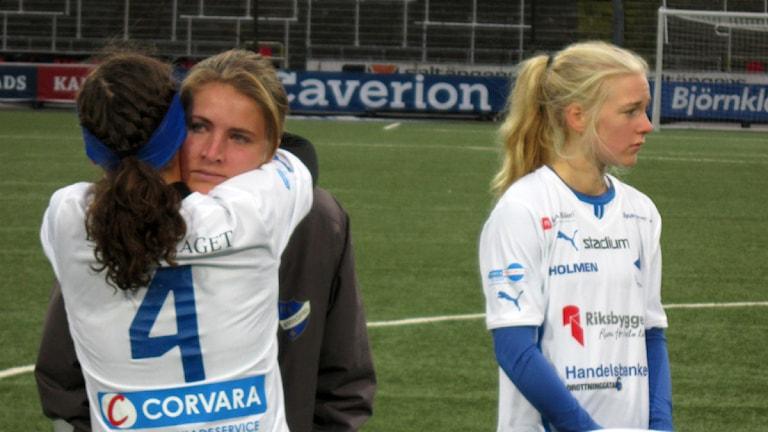 IFK Norrköping dam.