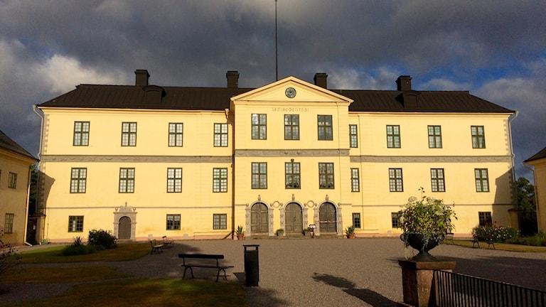 Spökena trivs fortfarande på Löfstad slott - P4 Östergötland ... 32ed2319a2d74