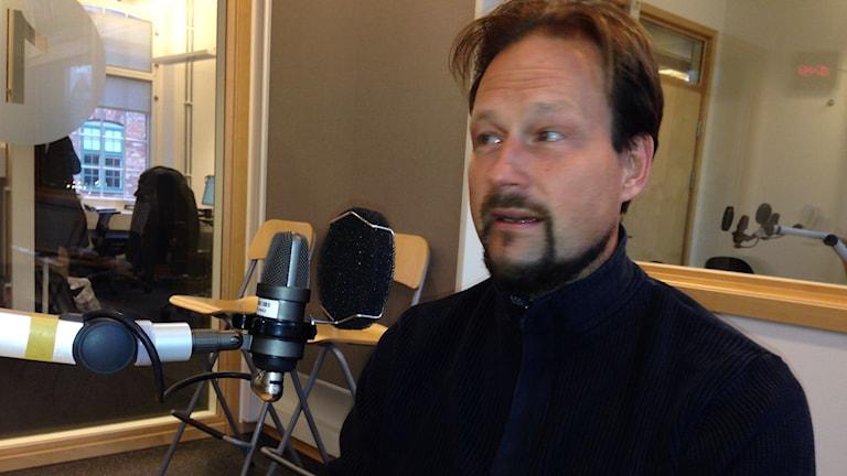 Fredrik Nyström, professor i internmedicin vid Linköpings universitet.