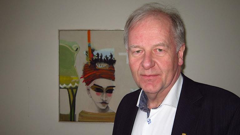 Lars Rejdnell, barn- och ungdomschef i Linköping. Foto: Johan Gustafsson/Sveriges Radio