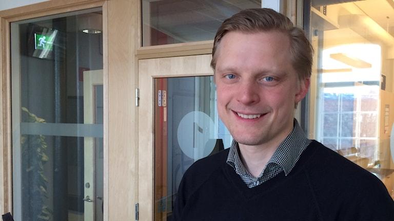 Fredrik Jensen VD Vita Hästen.
