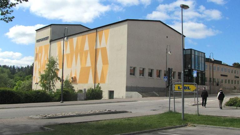 Kulturhuset i Finspång 2014 foto:Maria Turdén/Sveriges Radio