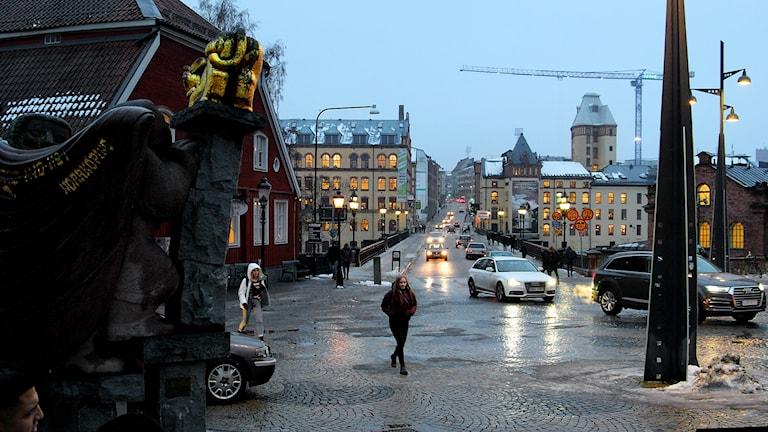 Norrköping Kungsgatan Skvallertorget