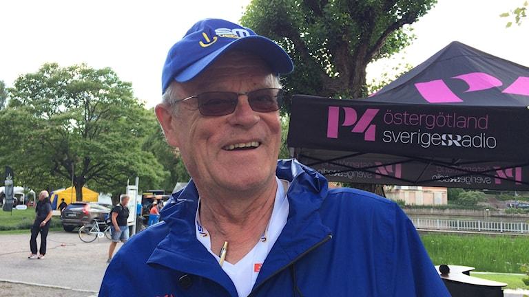 Björn Eriksson, ordförande Riksidrottsförbundet
