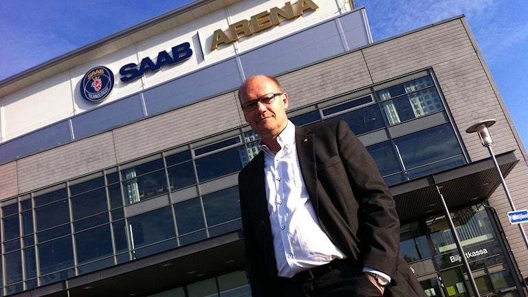 Anders Mäki, vice klubbdirektör lhc