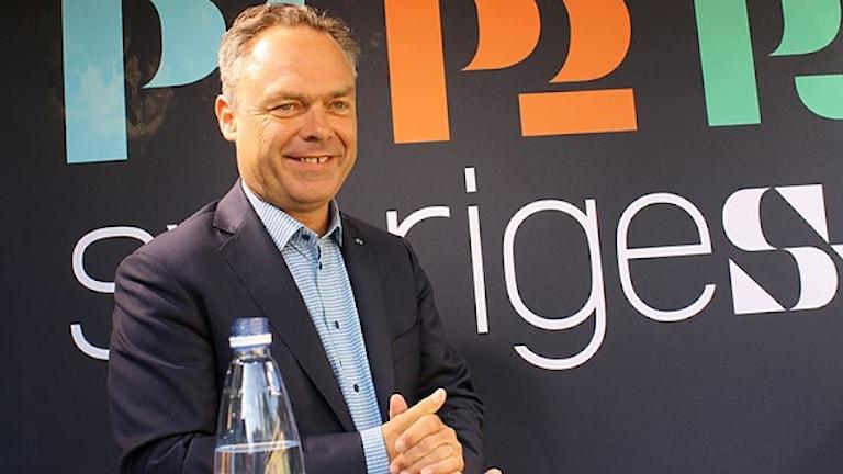 Folkpartiets ledare Jan Björklund
