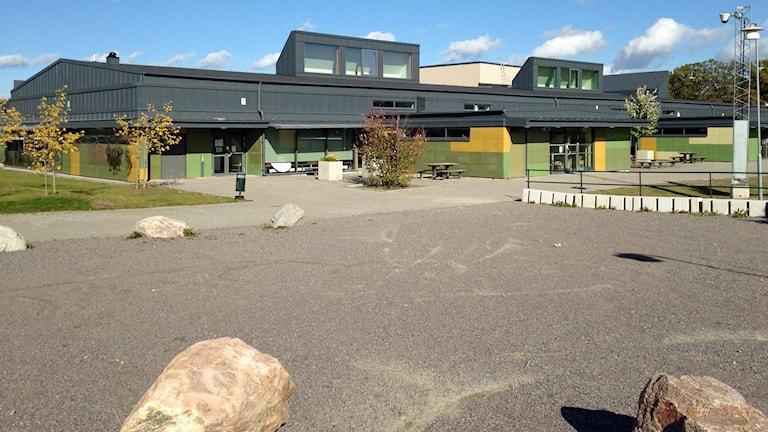 Bråviksskolan i Lindö i Norrköping.