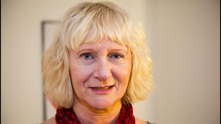 Lena Micko (S), kommunalråd i Linköping. Foto: Anders Löwdin