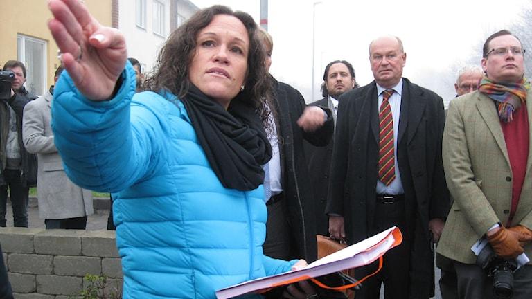 Åklagaren Anna Jakobsson.