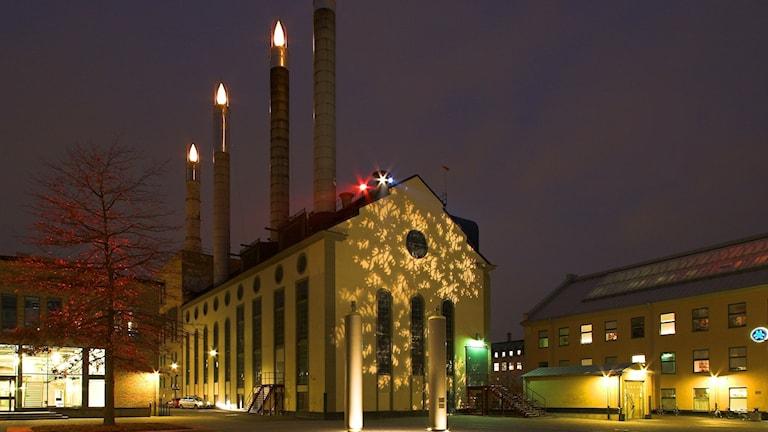 Världens största adventsstake finns i Norrköping