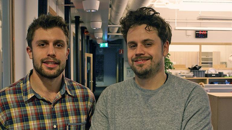 Foto: Lasse Fredrikson/Sveriges Radio