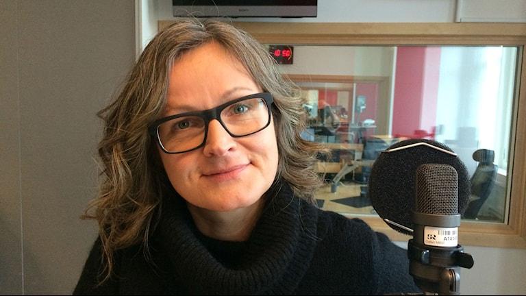 Magdalena Åkerström, projektkoordinator
