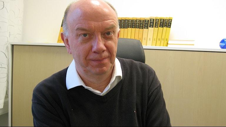 Peter Hedström, professor Linköpings universtitet