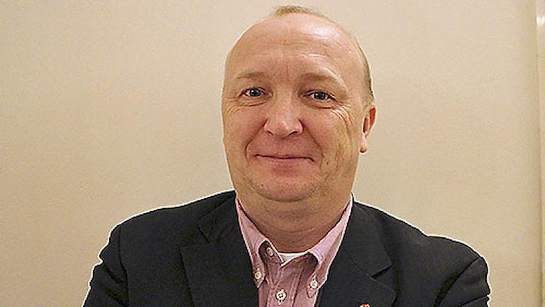Roger Berzell (S), ny partikassör. Foto: Aktuellt i Politiken