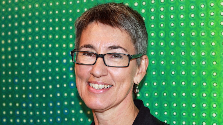 Elsmari Julin, kultur- och fritidschef i Norrköpings kommun