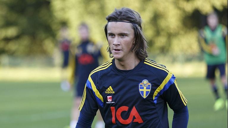 Kristoffer Olsson. Foto: Anders Andersson/TT.