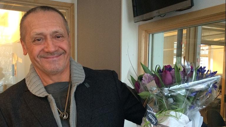 Jerney Kovac, krögare. Foto: Jessica Gredin/Sveriges Radio.