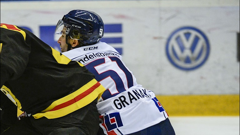 Domnik Granak. Foto: Pontus Lundahl/TT.