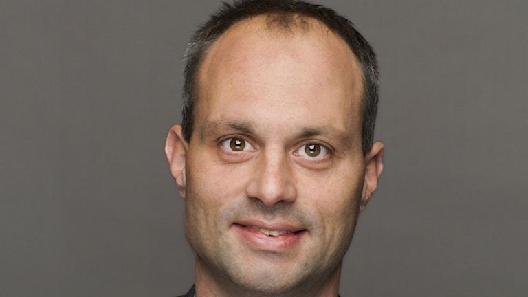Patric Winther, chef för IVO:s avdelning för verksamhetsstöd och -styrning. Foto: IVO