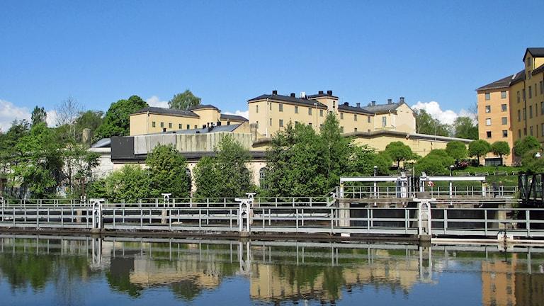 Fängelset i Norrköping. Foto: Hanna Domfors/Norrköpings stadsmuseum