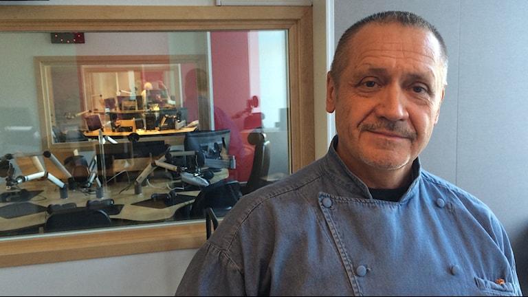 Jerney Kovac, krögare i Norrköping. Foto: Jessica Gredin/Sveriges Radio.