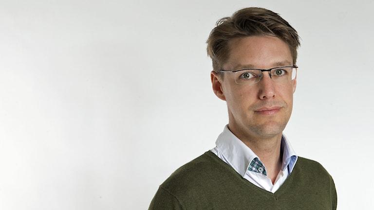Emil Broberg (V). Foto: Kalle Larsson