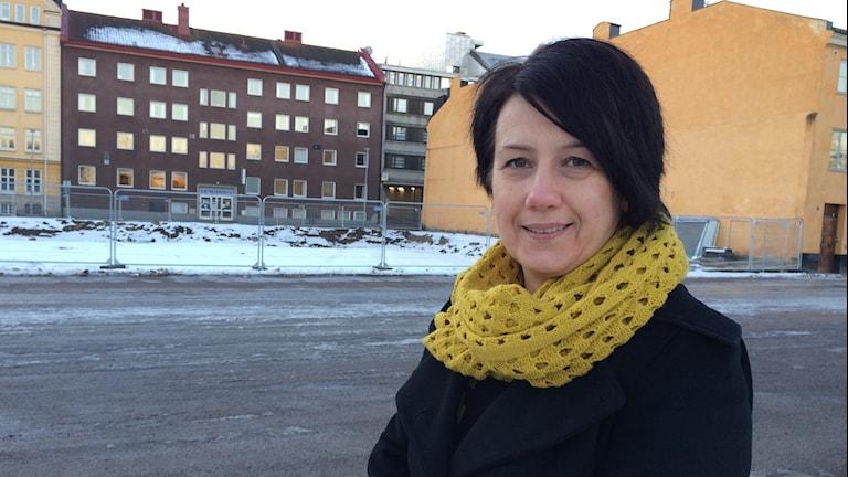 Stadsarkitekt Karin Milles Beier