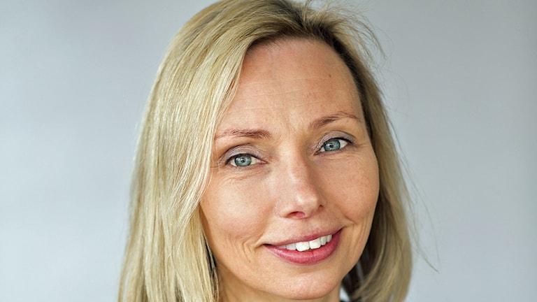 Ragnhild Karlsson, vice ordförande för Vårdförbundet i Östergötland. Foto: Ulf Huett