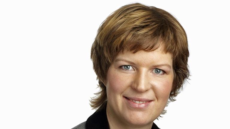 Karin Granbom Ellison. Foto: Peter Knutson