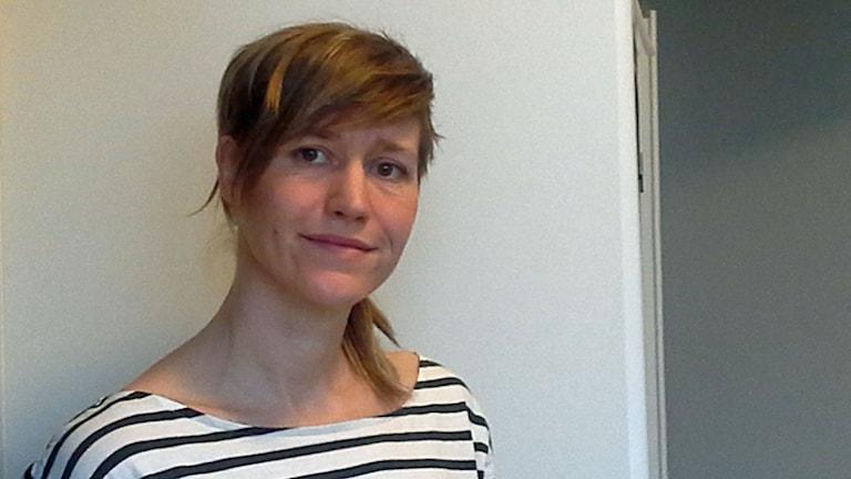 Sandra Isaksson, fullmäktigeledamot (Fi), Norrköping. Foto: privat.
