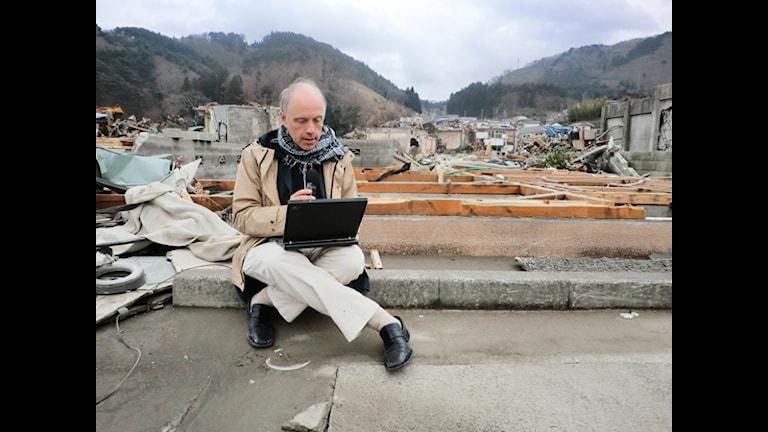 Nils Horner var Sveriges Radios Asien-korrespondent. Han mördades i Kabul i Afghanistan den 11 mars 2014. Foto: Staffan Sonning/Sveriges Radio