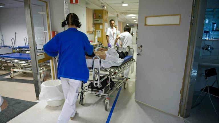 sjuksköterskor vårdpersonal