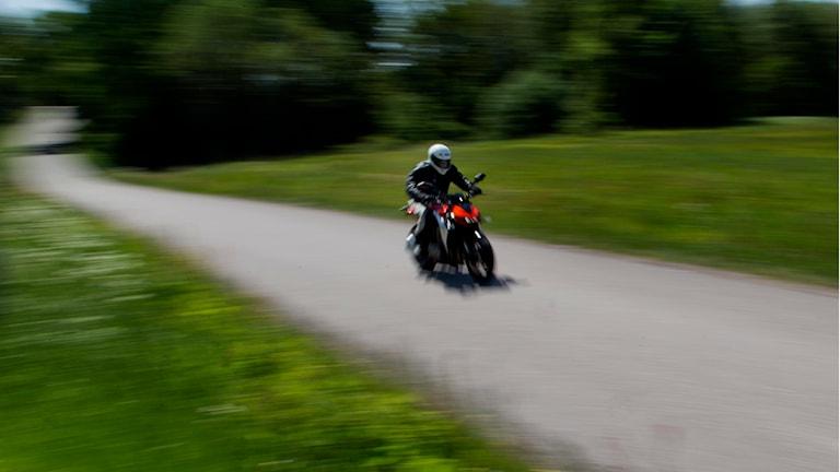 motorcykel motorcyklist