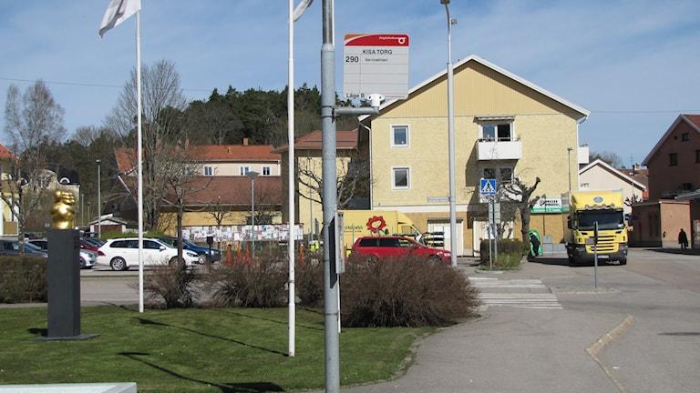 Torg. Foto: Rosmari Karlsson/Sveriges Radio