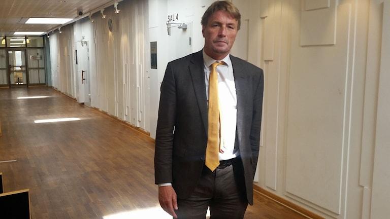 Thomas Bodström Foto: Malte Nordlöf/Sveriges Radio