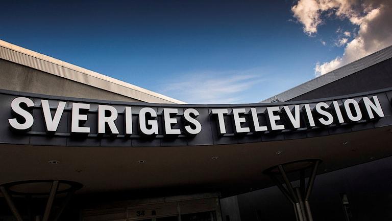 TV-huset i Stockholm. Foto: Jonas Ekströmer/TT